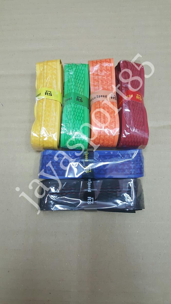 HOT SPESIAL!!! Grip Badminton RS karet Tulang Original - Wrj2b6