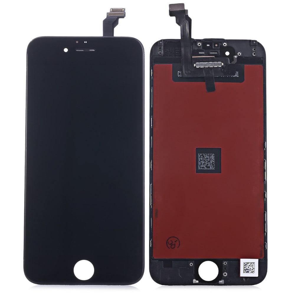 LCD +TOUCHSCREEN IPHONE 6 HITAM ORI
