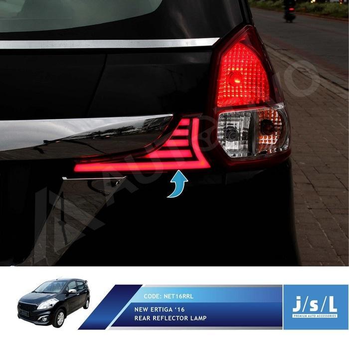New Suzuki Ertiga Reflektor Lampu Belakang JSL/Rear Lamp Refle