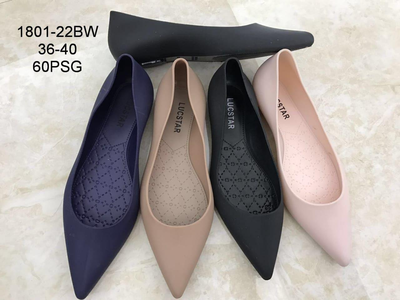 Harga Sepatu Mayoret Termurah Terbaru November 2018 Jenggel Nabato Shoes Flat Karet Wanita Terlaris Dan Terpopuler Jelly 1801