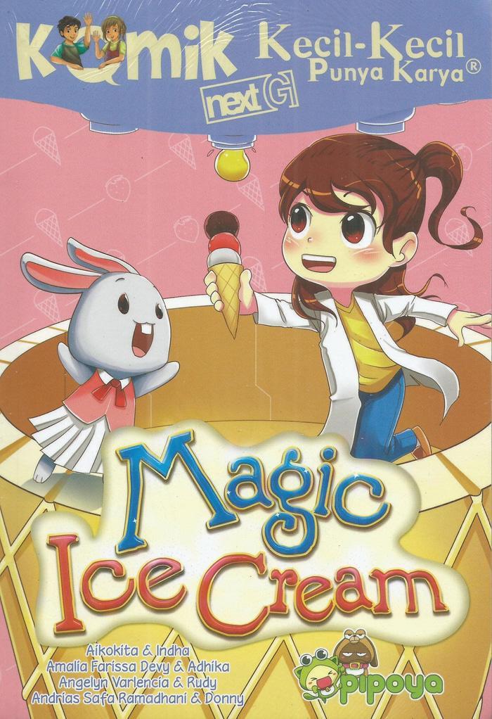 KOMIK KKPK.NEXT G MAGIC ICE CREAM