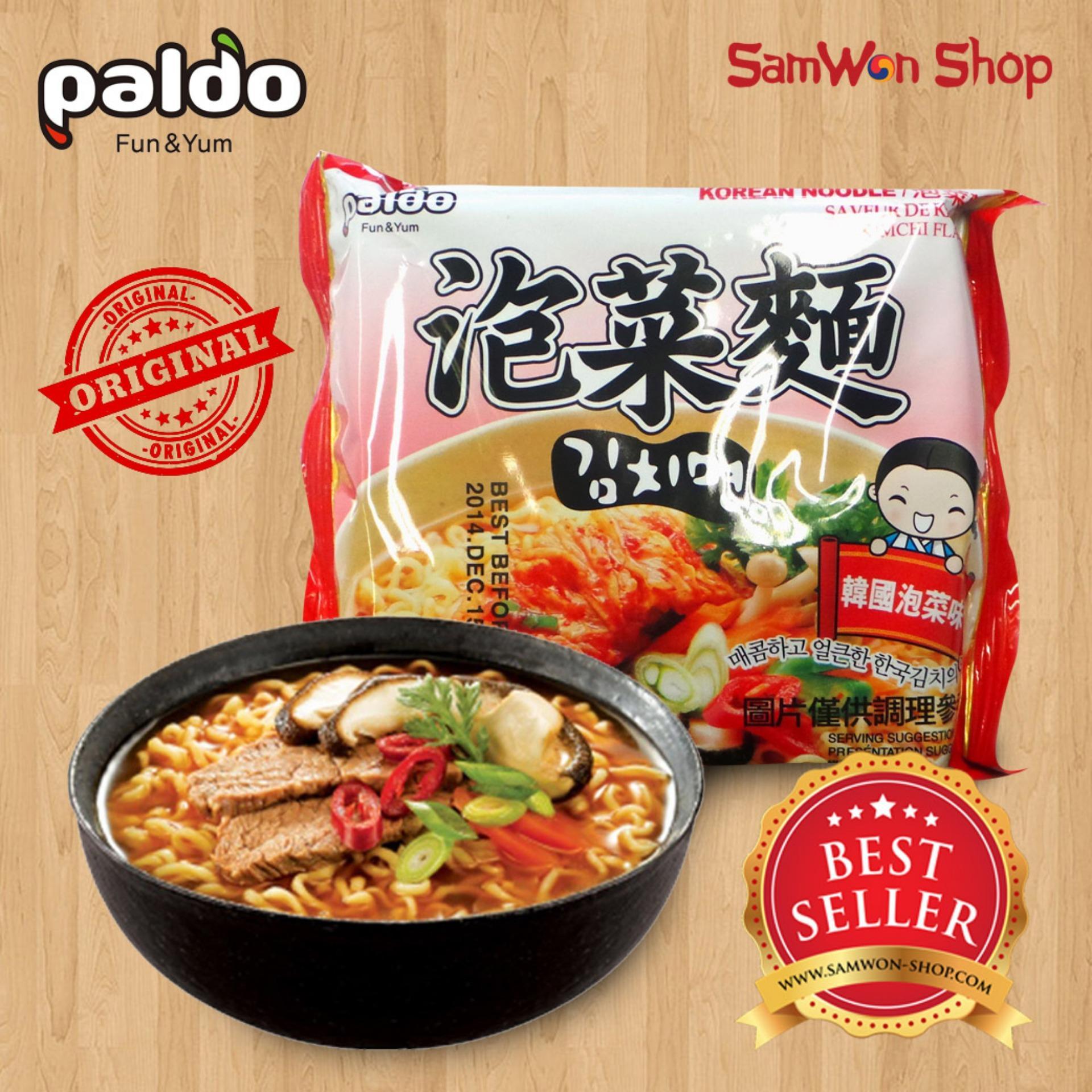 Paldo Kimchi Ramen - 120 Gram