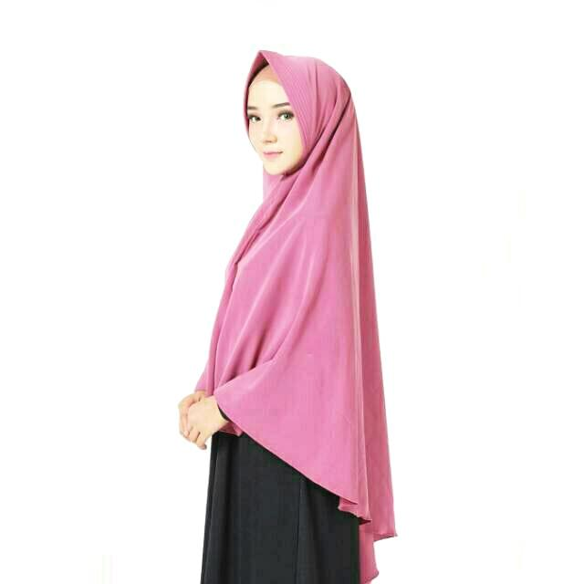 KHIMAR PET JUMBO Penguin Pet Syari Premium