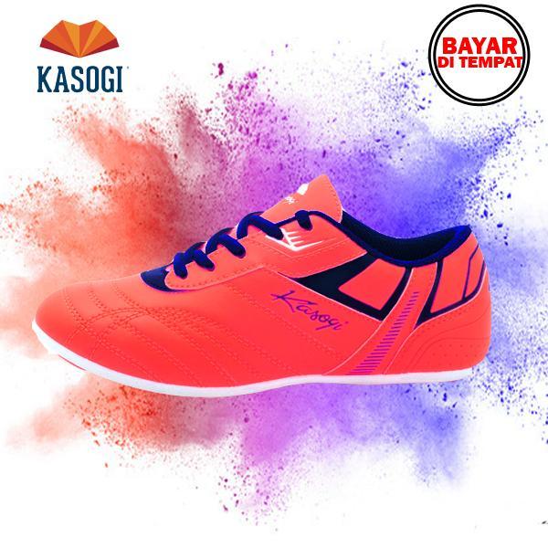 Kasogi Ozil Red - Sepatu Futsal - Sepatu Anak - Sepatu Olahraga