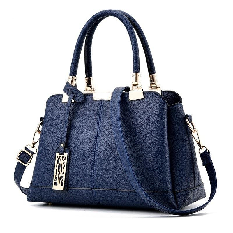 SP HB-F Tas Branded Wanita Kulit Import Fashion Selempang Tangan Bahu Terbaru - High Quality PU Leather Korean Elegant Lady Sling Bag Style