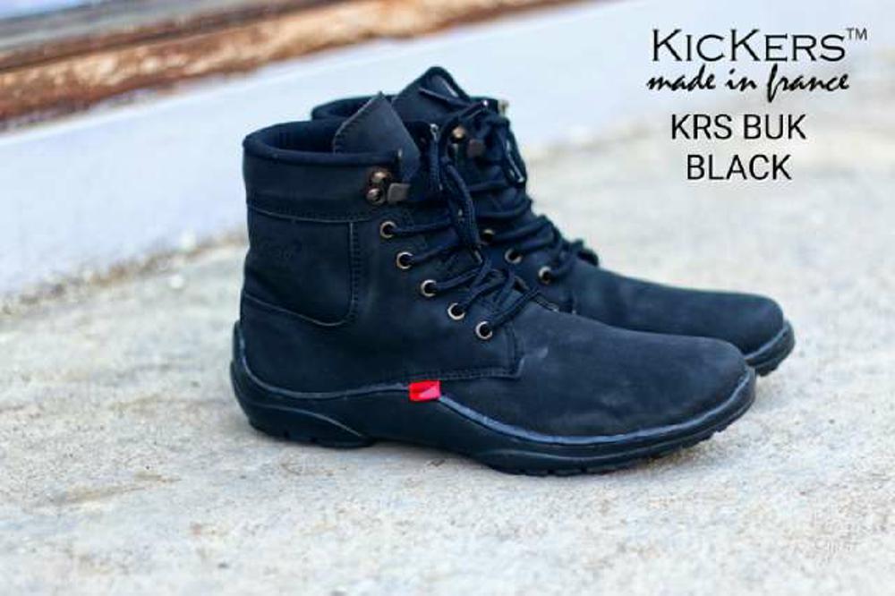 Jual sepatu boots kickers krs Fashion