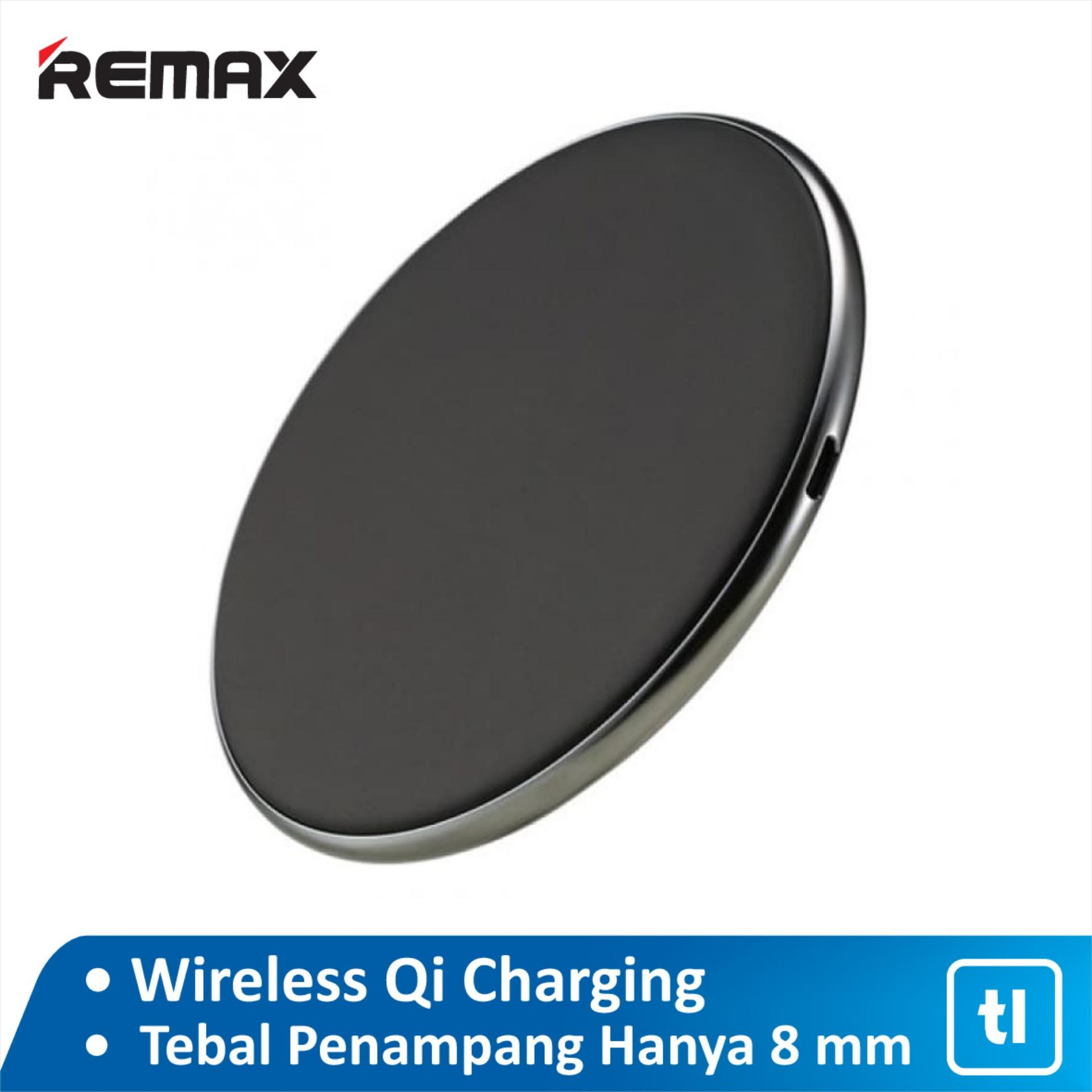 Remax Infinite Wireless Charger RP-W10 Original Garansi / Wireless Charger Murah / Wireless Charger Terbaik / Wireless Charger Murah Terbaik / Wireless Charger Samsung / Wireless Charger iPhone