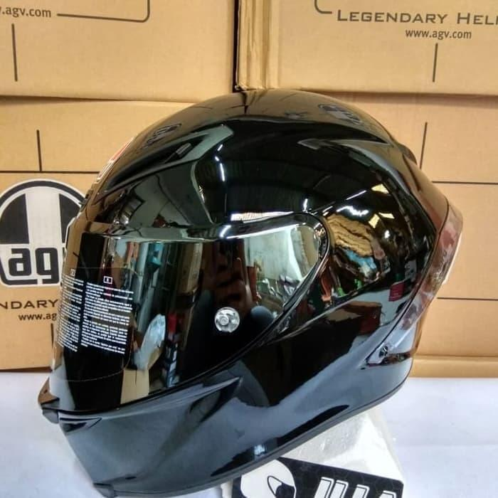 AGV Corsa R Black - Made in Italy