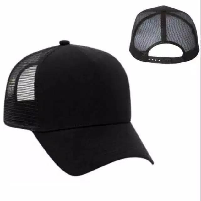 Topi Jaring   Topi Baseball Tali Panjang   Topi Keren   Topi Kekinian   Topi  Jaring 40f94b4734