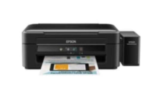 Printer Epson L360 Multifungsi Print Scan Copy