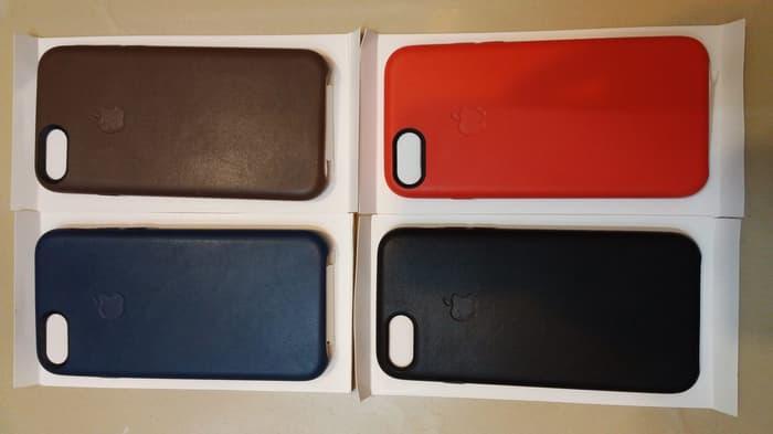 Promo    sarung casing case iphone 7 ,7+ plus ,6 ,6s, 6+plus oem 99% leather   original