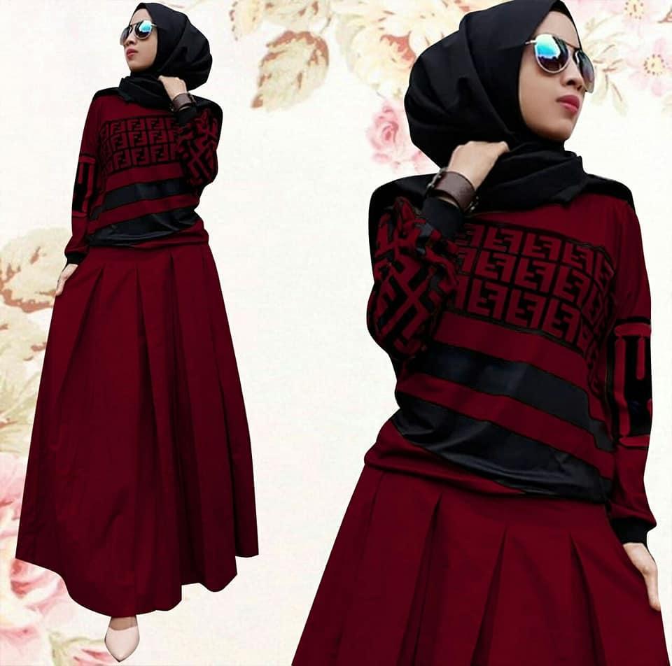 rinjani brukat furing/ kebaya tradisional/. Source · blouse atasan set .