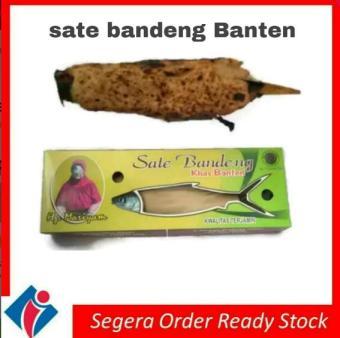 Harga preferensial Terlaris Sate Bandeng Khas Banten Hj Maryam beli sekarang - Hanya Rp45.300