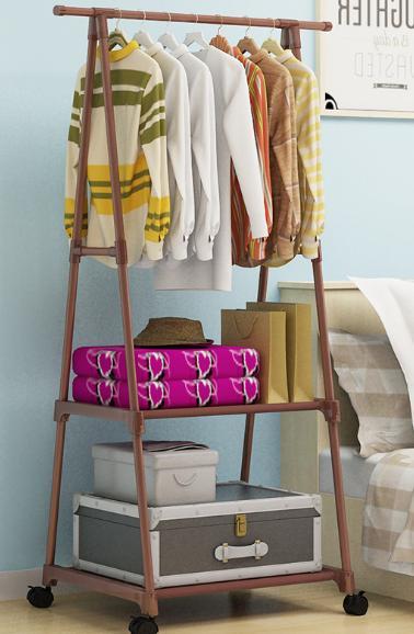[PROMO TERBARU] [HB404] Triangle Stand hanger rak buku Serbaguna dengan 4 roda // Rak Buku Portable Dinding Kayu Minimalis Tempel Dinding Gantung Serbaguna Plastik Anak Kecil