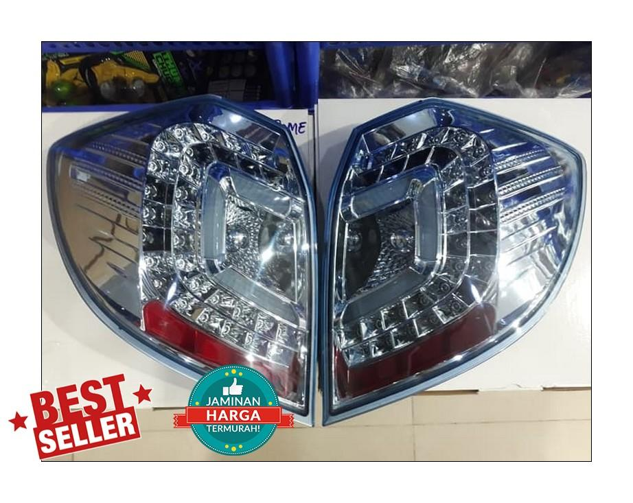 Harga Axjrs Bcrm Stoplamp Jazz Rs 2008 Sd 2014 Axis Style Led Blue Chrome Rp 4186000
