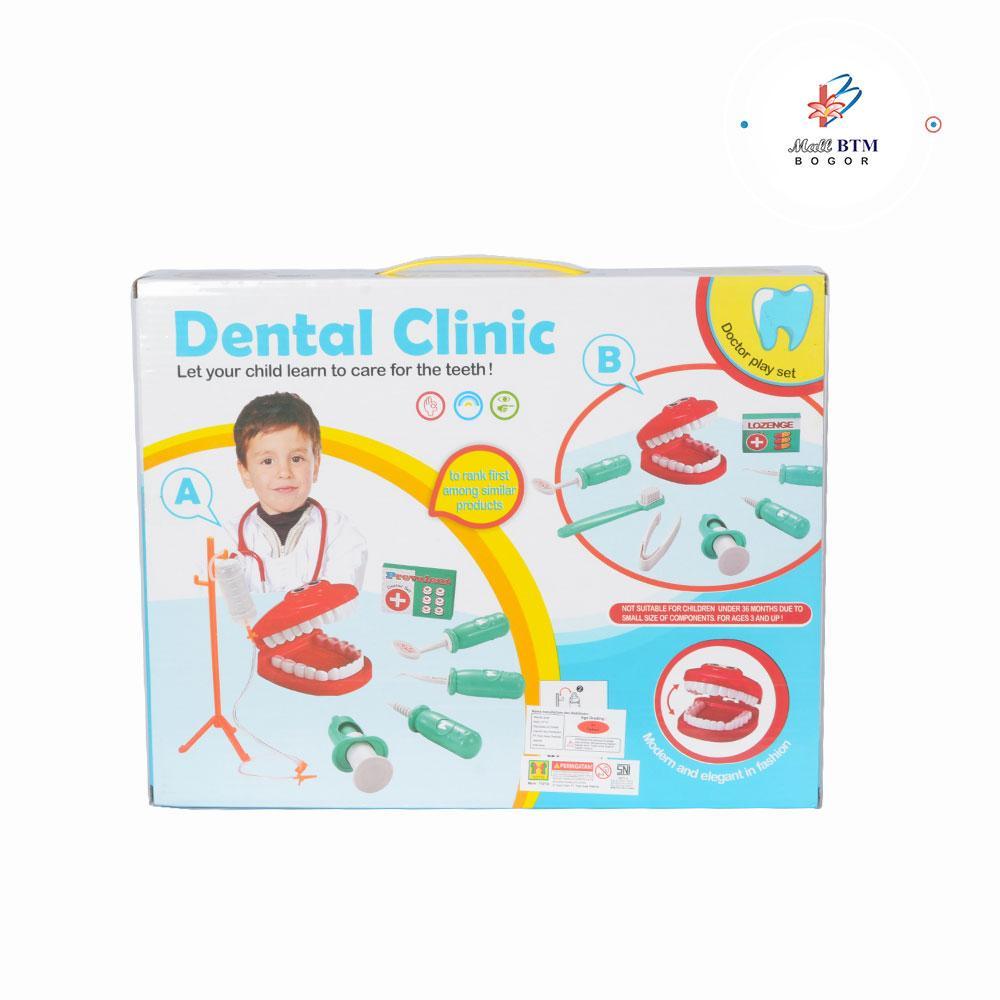 Mall BTM Bogor - Surprice Mainan Anak Dental Clinic Harga Murah - Multiwarna