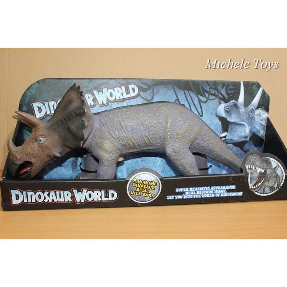 Bnc Mainan Figure Dinosaurus Mystical Dinosaur Spec Dan Daftar Dino World Harga Source Triceratops Tinggi