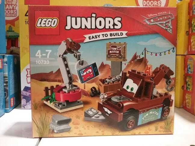 Gansatoy Lego junior 10733 cars 3 meters junkyard gnz 1597