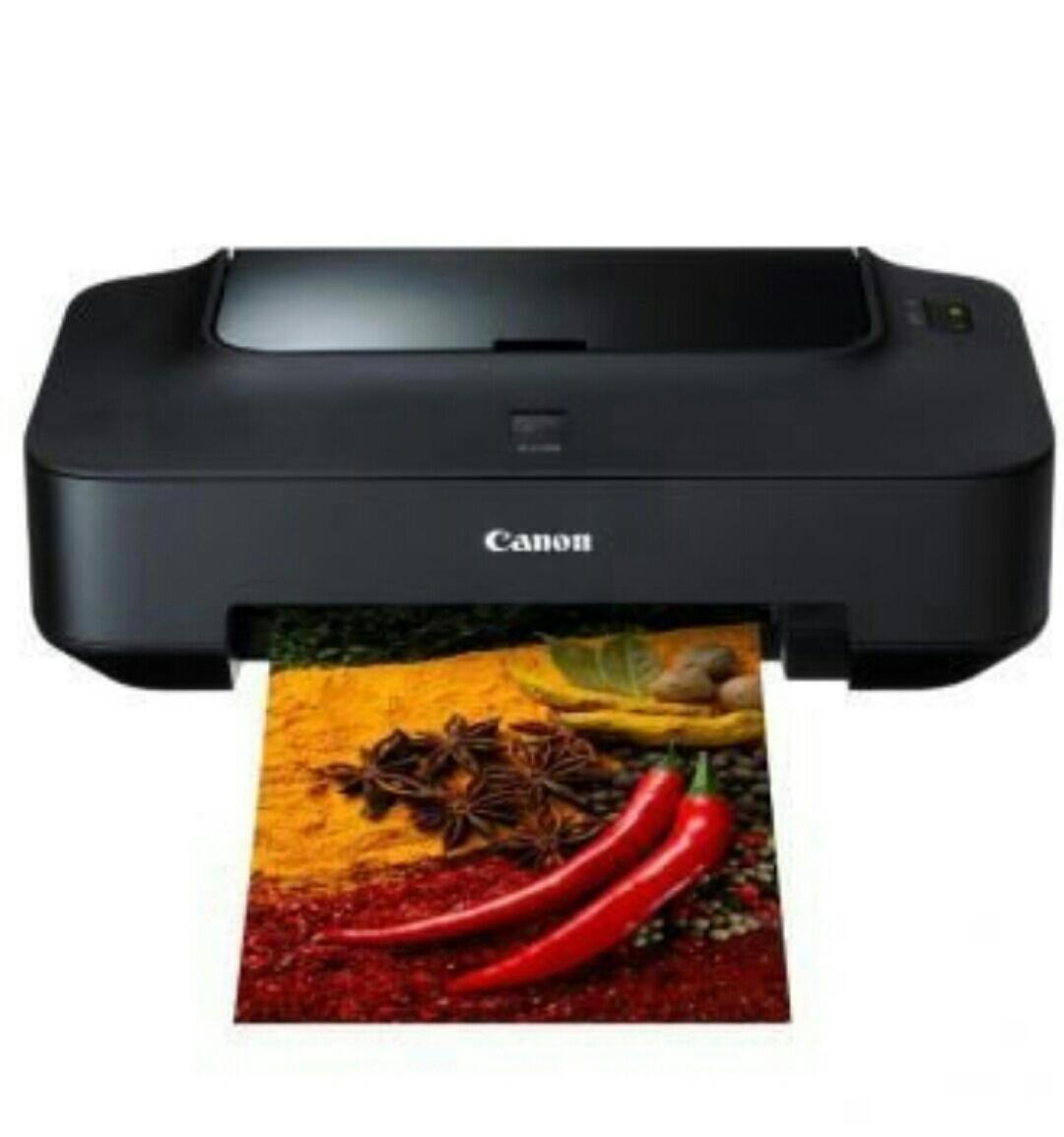 Printer canon ip2770 garansi resmi canon seindonesia