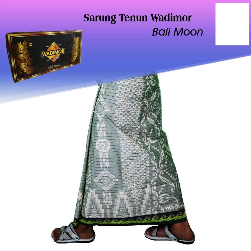 Sarung Wadimor Motif Bali Moon