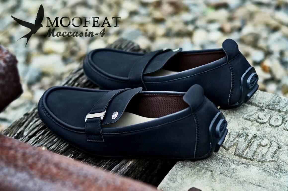 Buy Sell Cheapest Sepatu Pria Longwing Best Quality Product Deals Toods Footwear Volkerfootwear Keren Black Formal Casual Moofet
