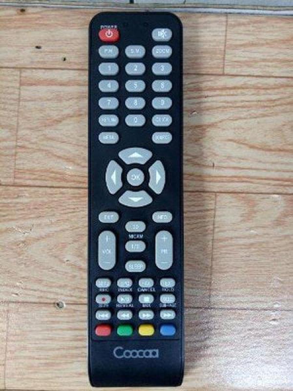 Remote TV lcd led Coocaa panjang -Lcd Led