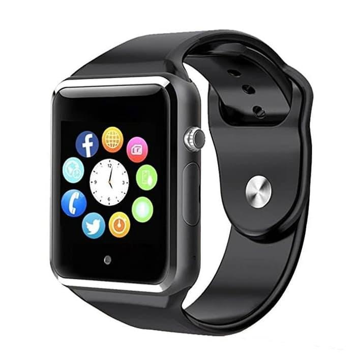 SMARTWATCH U10 Smart Watch A1 Jam Tangan HP Android Support SIMCARD / Jam Tangan canggih