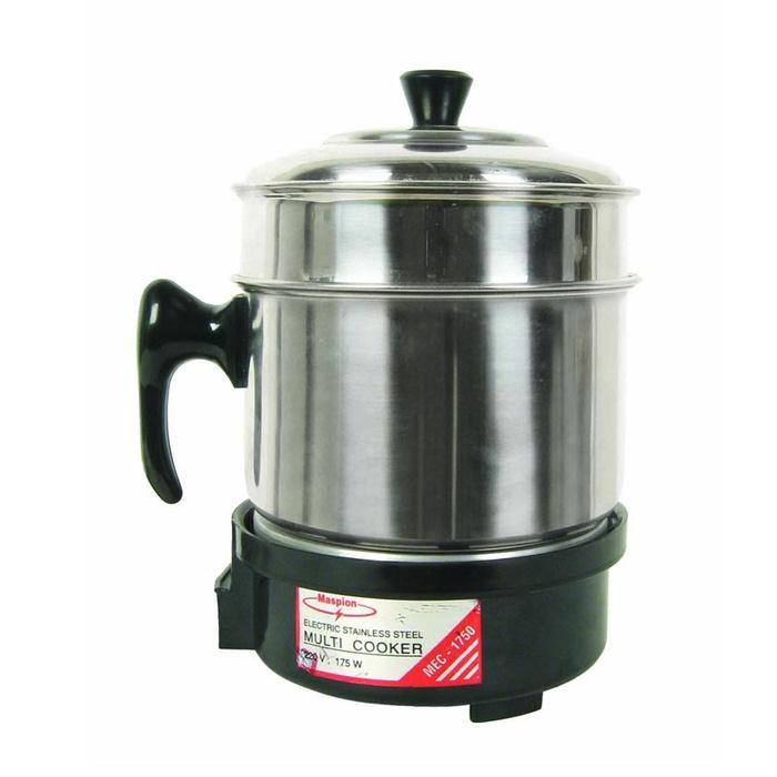 Multi Cooker / panci listrik Maspion MEC-1750