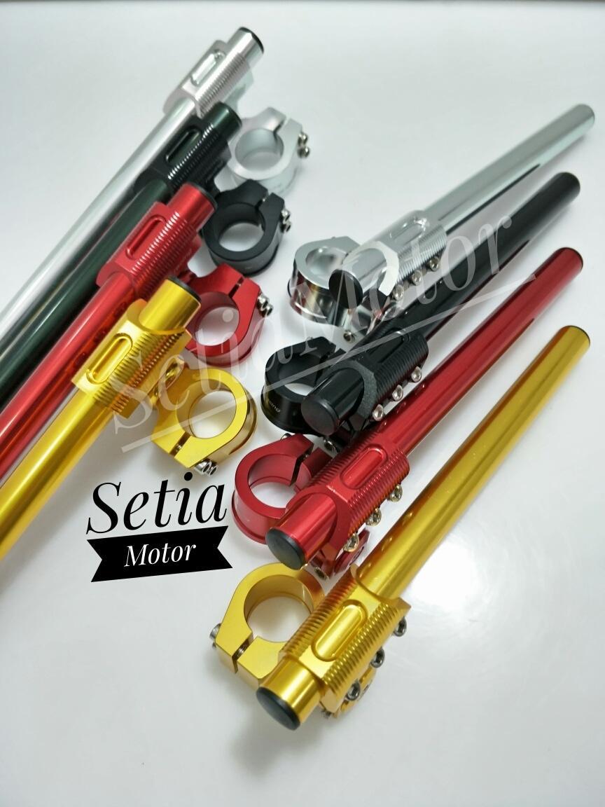 stang jepit DKT thailand ninja150 ninja rr ninja r model nui 33mm BEST SELLER