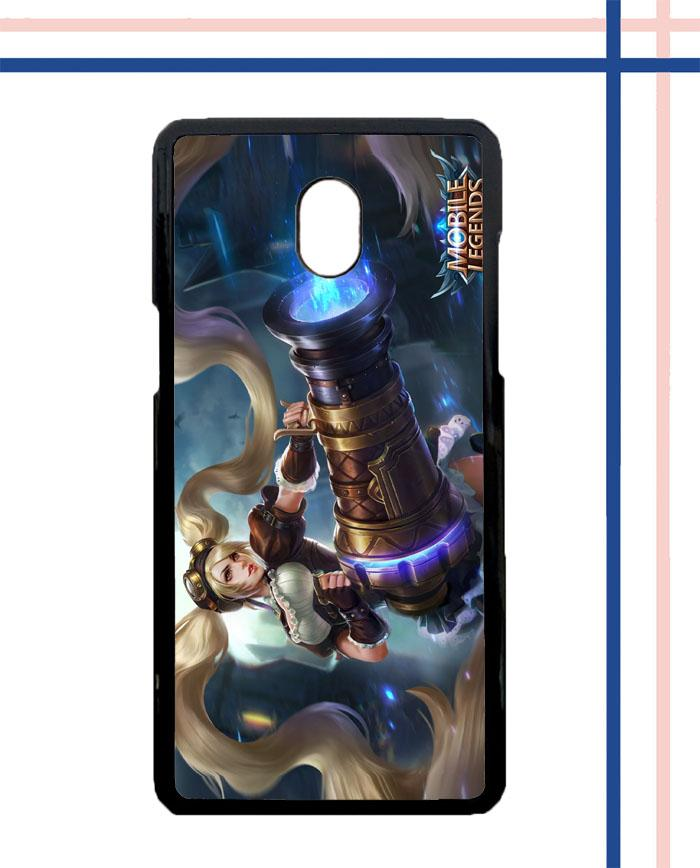 Casing HARDCASE Bergambar Motif Mobile Legend Layla Malefic Gunner U0291 untuk Handphone Samsung Ga
