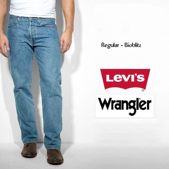 Celana Levis 505 Regular fit / standar