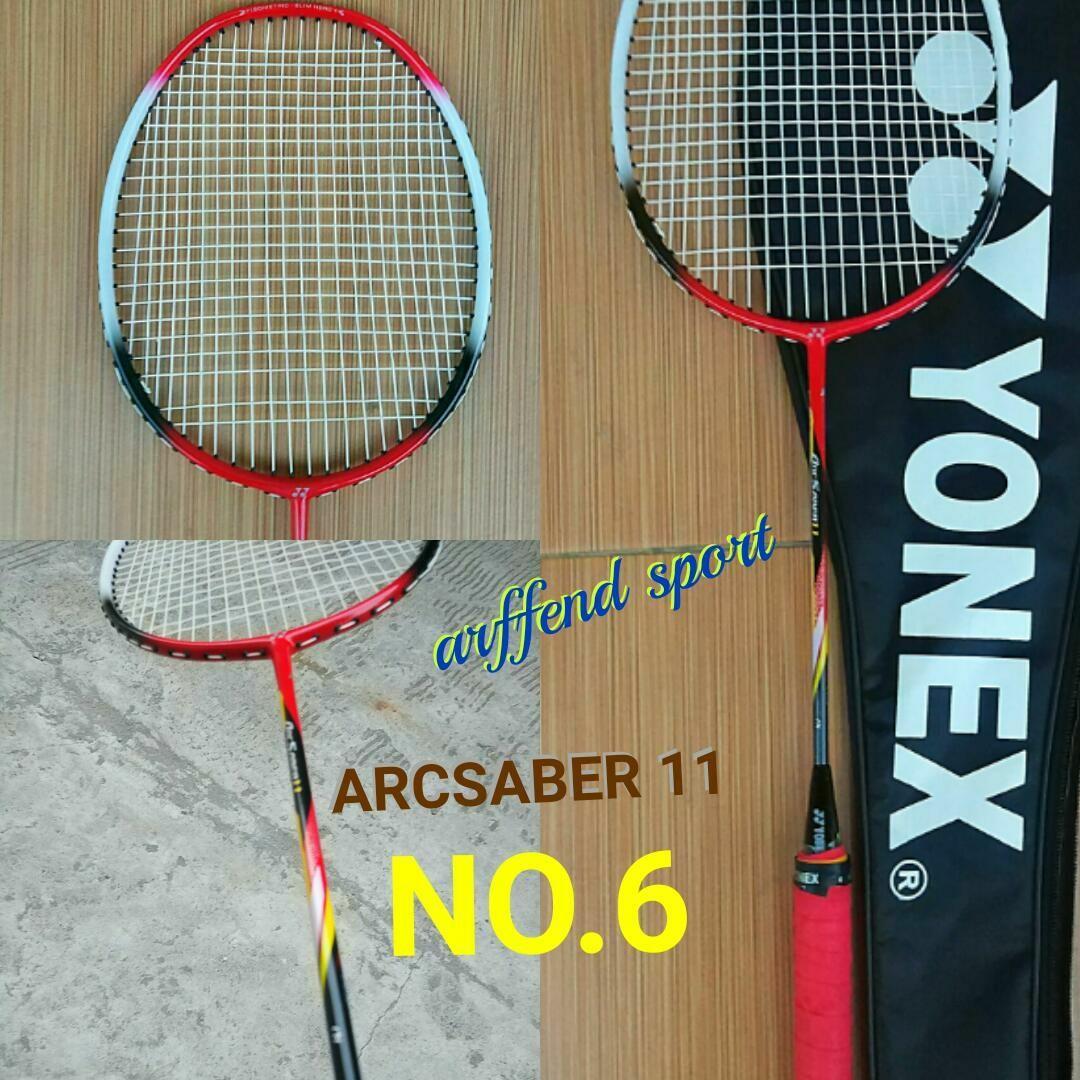 Raket badminton yonex arscaber 11