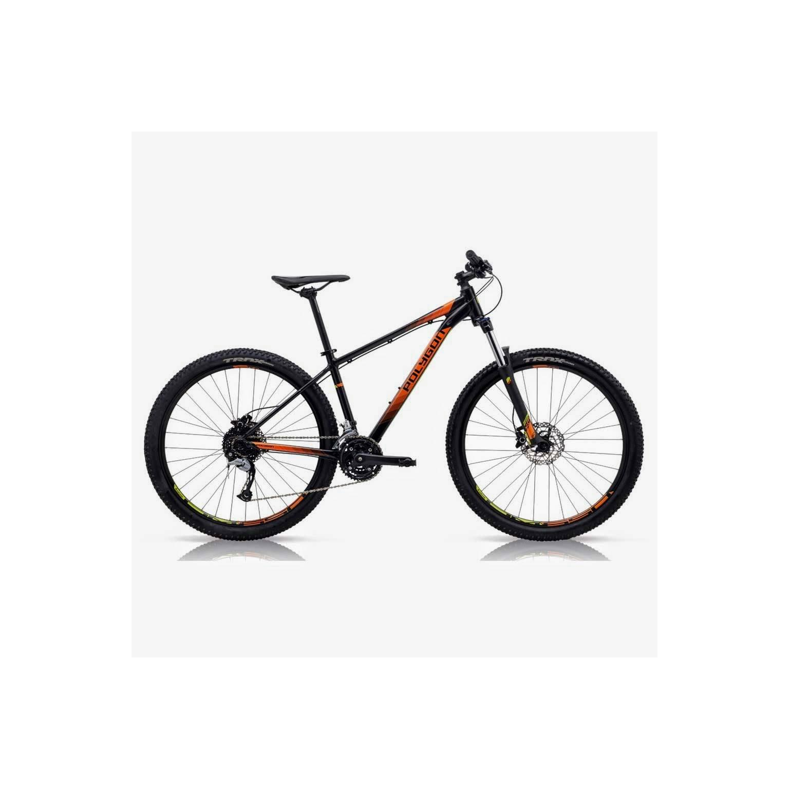 27.5in Polygon Premier 5 AL6 3x9Sp Cakram Hidraulis Sepeda Gunung XC