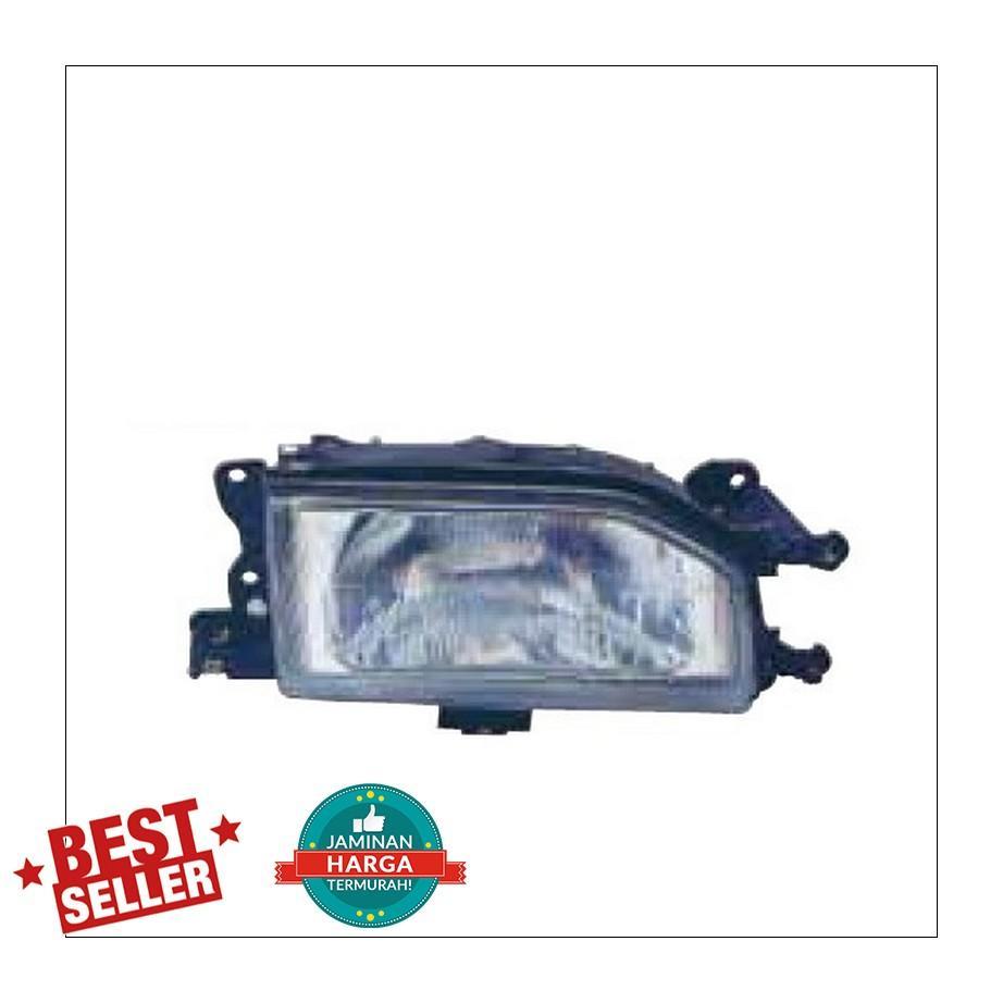 216-1107-RD-E HEAD LAMP MAZDA 323 1988