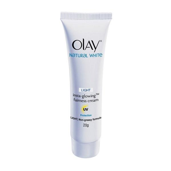 Olay Natural White Instant Glowing Fairness Cream 20gr