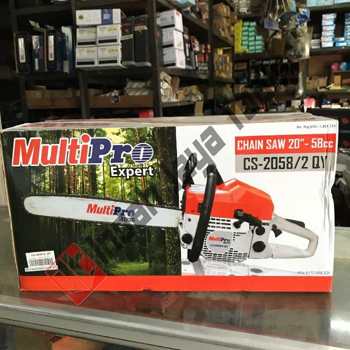 Promo Mesin ChainSaw Multipro 20