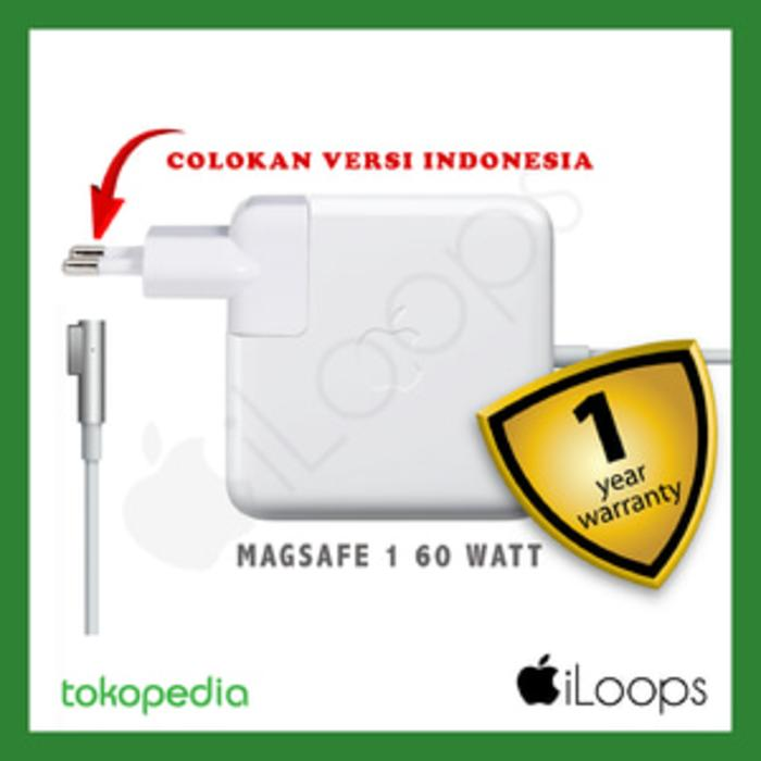 Terbaru! Original Garansi 1Th Charger Macbook Pro 13