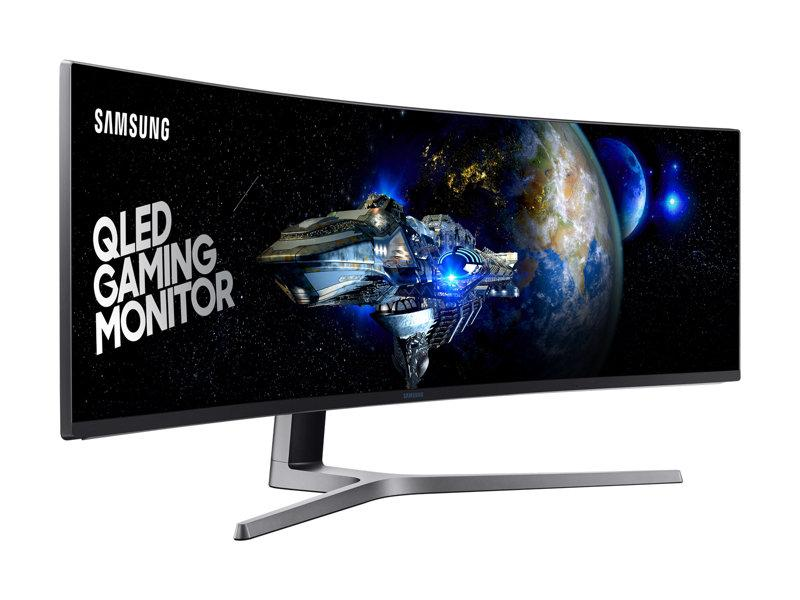 Samsung 49 Inch Curved Monitor LC49HG90