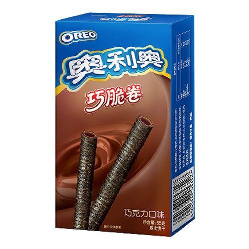 OREO Wafer Roll Chocolate 54 gram