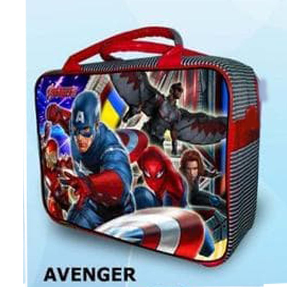 BGC Travel Bag Koper BESAR Anti Air Spon Avenger Infinity War Thanos 40 x 17 x 26