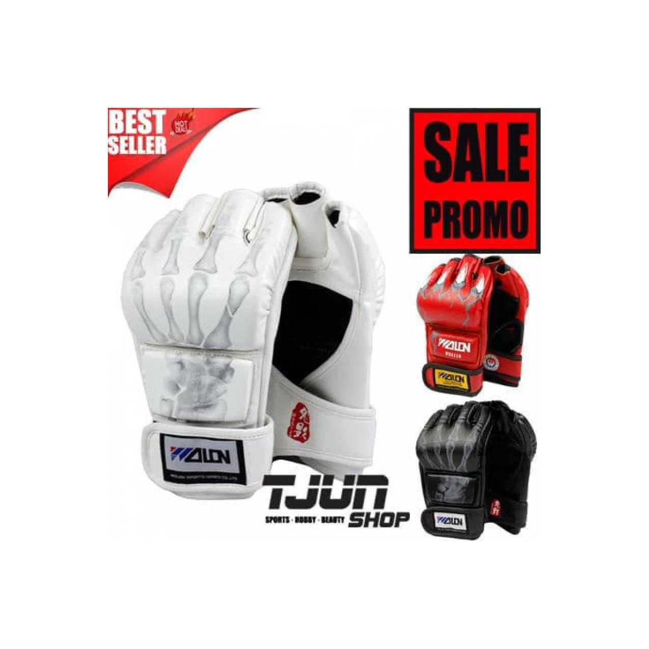 Jual WOLON Gloves MMA Muay Thai Kick Boxing Body Combat Sarung Tinju