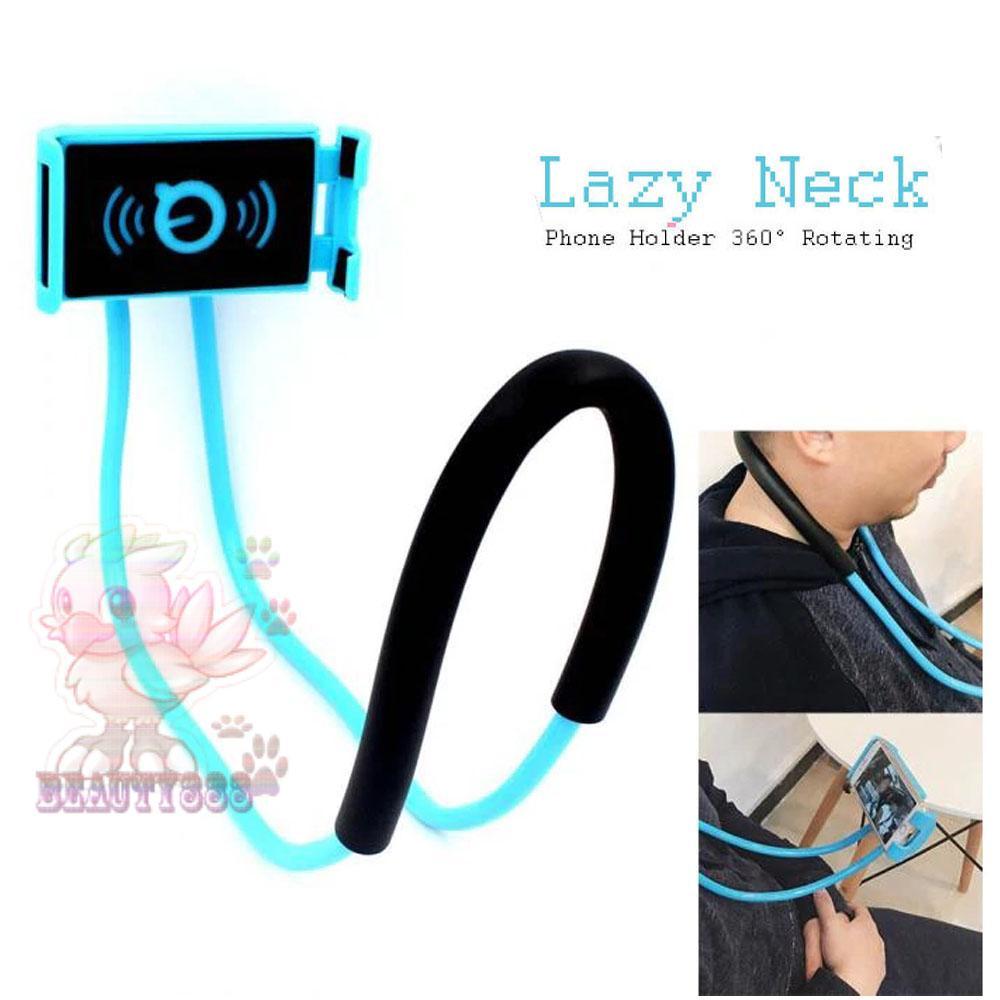 Harga Lazypod Rp 35000 Lazy Neck Holder Handphone Leher Tongsis Universal Monopod Kekinian Flexible Hanging On