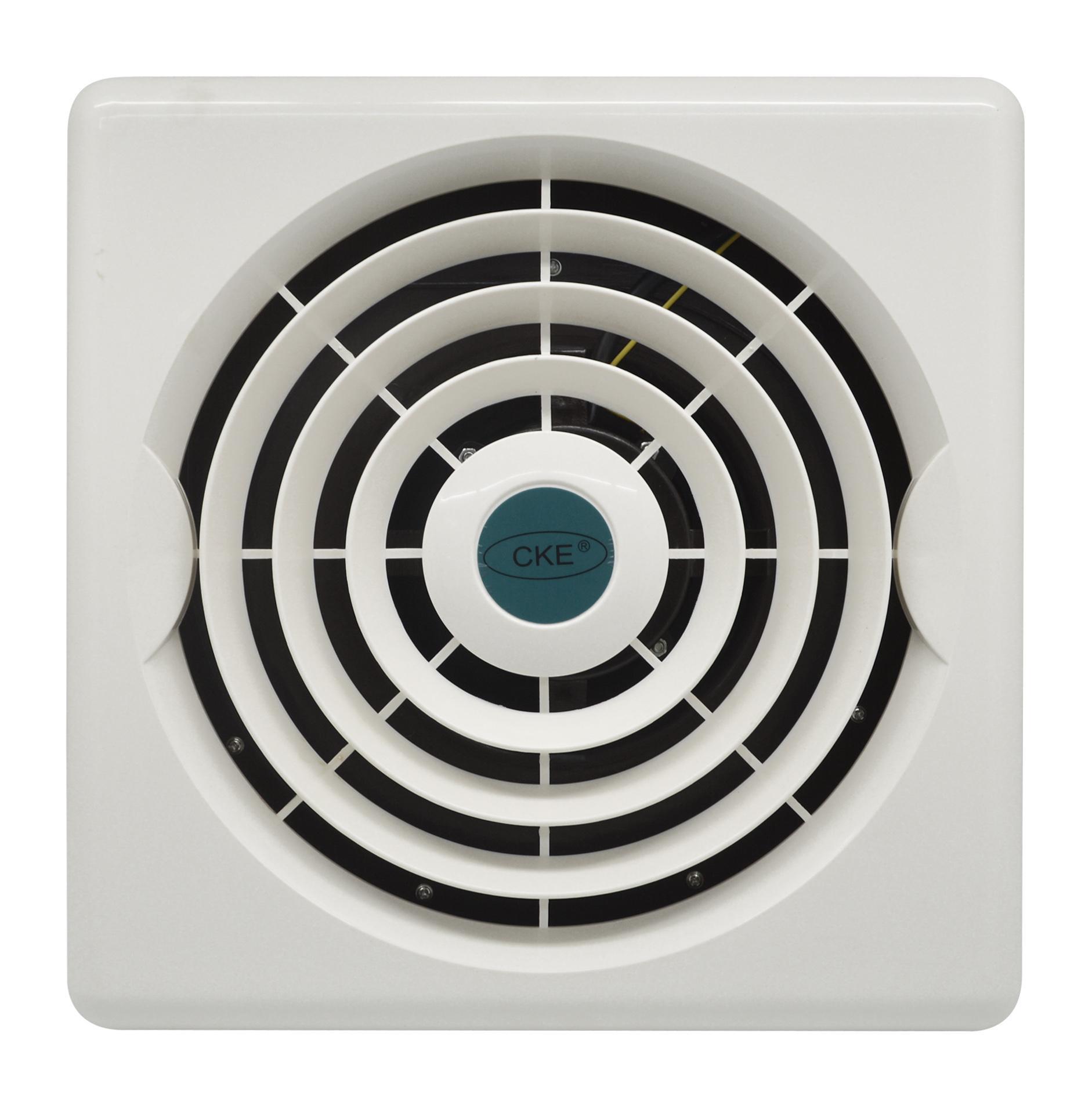 Kipas Cke Ceiling Duct CD-KTD18F – Putih Power 40 W 220 V Frequency 50 Hz Pressure 1250 Rpm Fan Exhaust Rumah Toilet Dapur Restoran Udara Hisap Angin Nyaman Aman Tidak Berisik Power Sejuk Dingin Ventilasi Plafon Eksos (10 Inch)