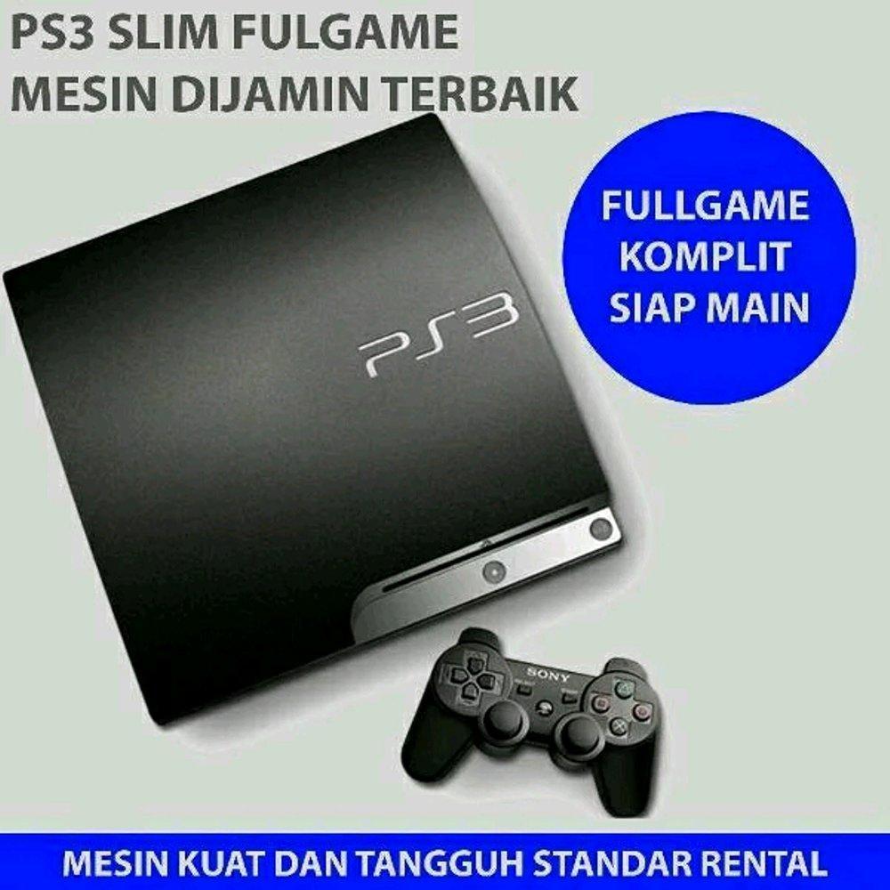 SONY Playstation 3 slim 500gb CFW fullgame