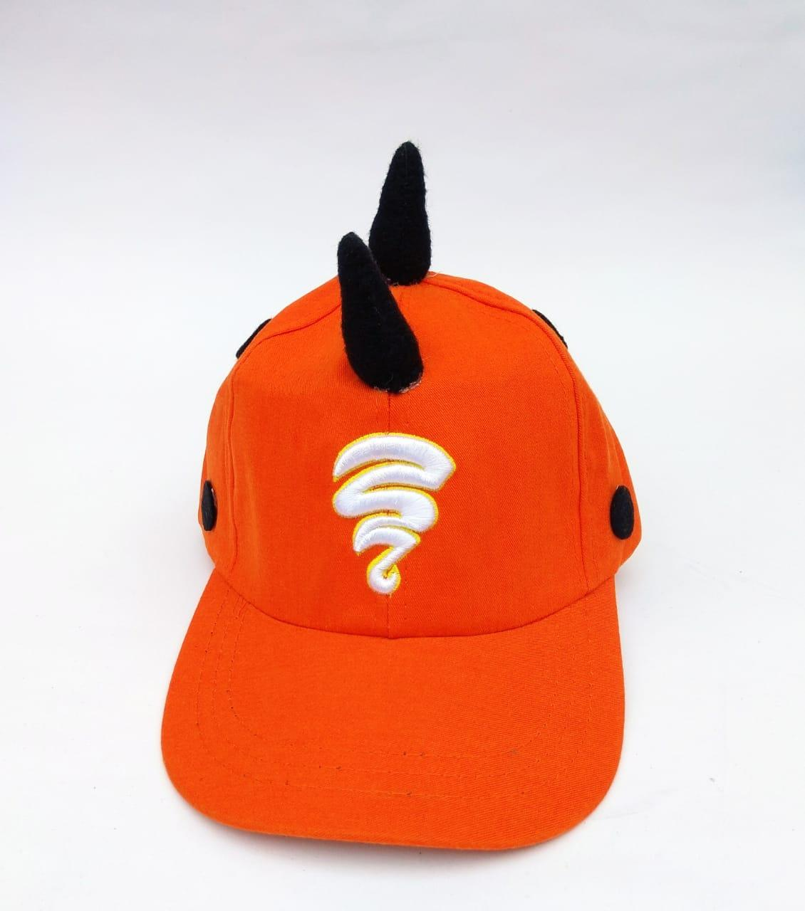 ajs store Topi anak boboiboy halilintar(Hitam)   Solar (Orange)   Api d0575e95a0