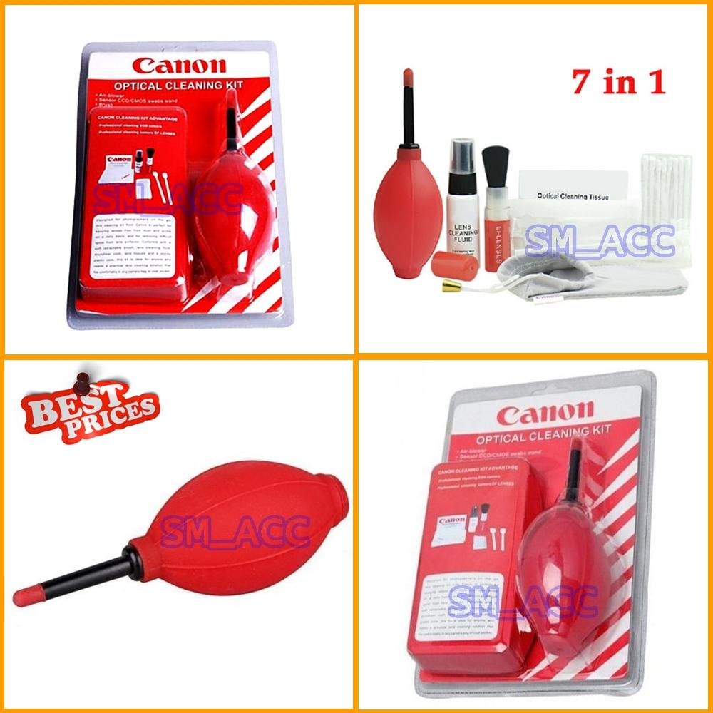 Canon Optical Cleaning Kit / Cleaning Kit Camera Canon / Pembersih Lensa Camera Canon [ sm_acc ]