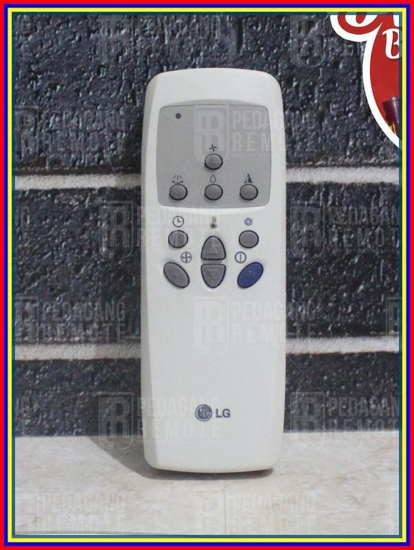 Remot Remote Ac Lg 6711A20041A Ori Original Asli