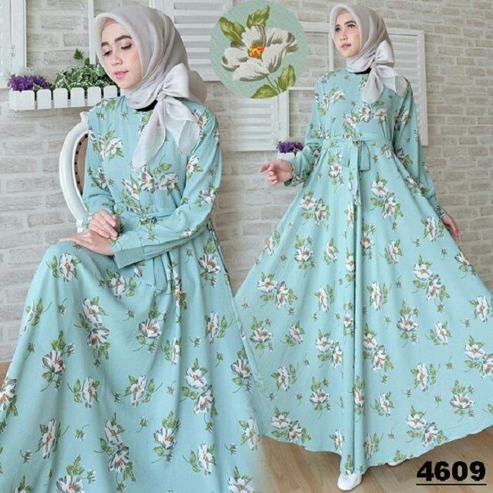 SP 4609 GAMIS MARION MINT [Hijab 0128] RAR