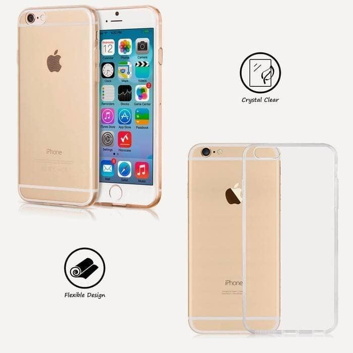 Ultrathin Iphone 5 5G 5S Softcase ultra Thin silikon Case
