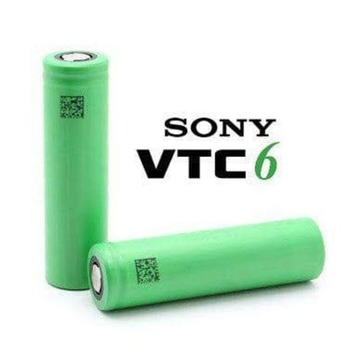 Baterai Battery Sony VTC 6 Clone Good Quality - GD029